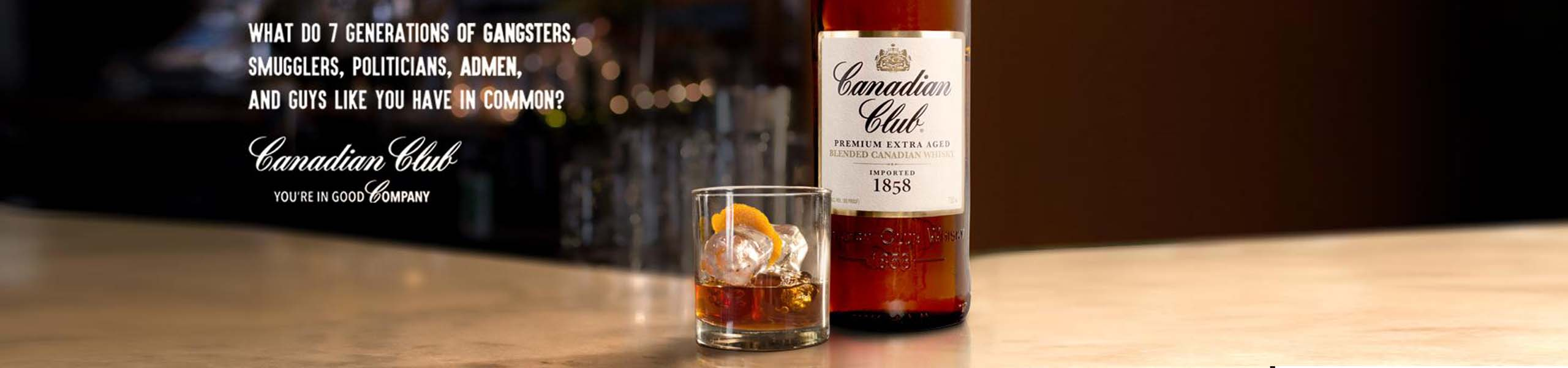 Canadian Club Párlatok